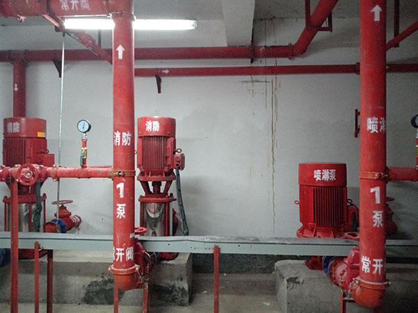万博app下载最新版自动喷水灭火系统